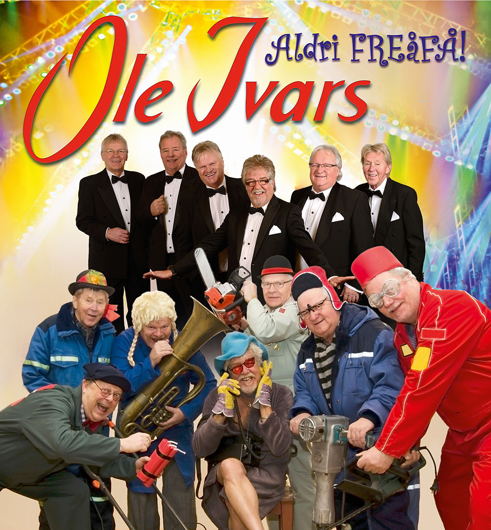 Ole Ivars med ny showkonsert