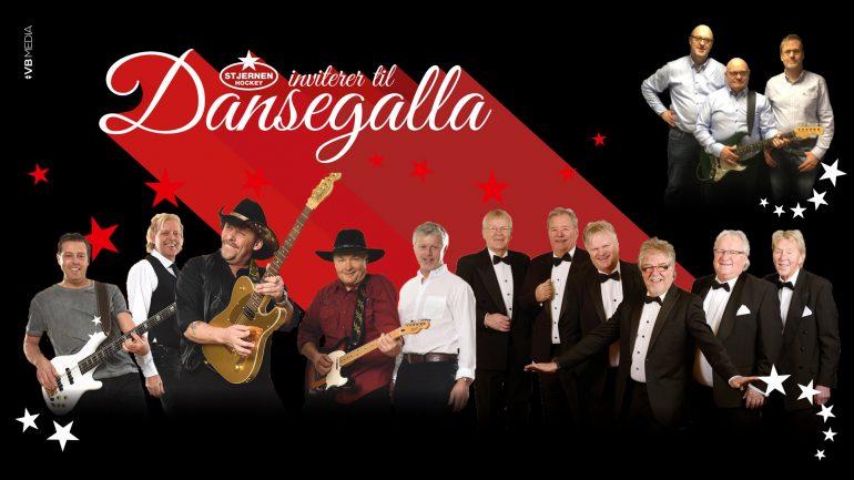 Dansegalla i Stjernehalllen @ Stjernehallen |  |  |